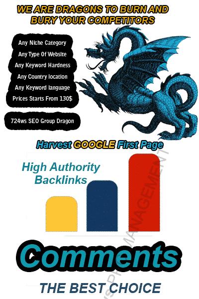 Buy Blog Comments Backlinks