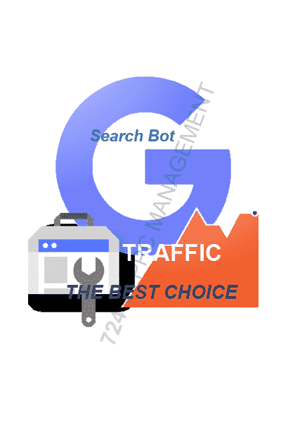 Organic traffic visitors
