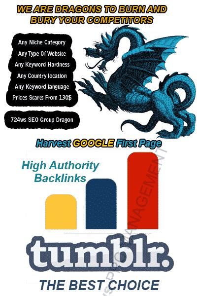 Tumblr Backlinks Buy